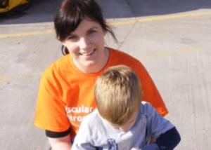A picture of Claire O'Hanlon